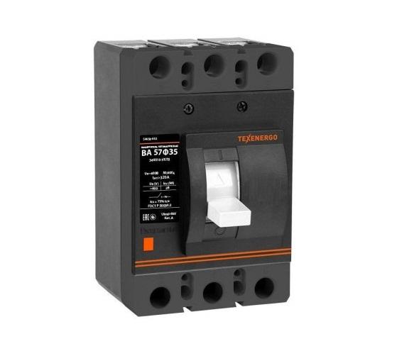 Выключатель автоматический ВА57Ф35-340010 80А (SAV58-080)