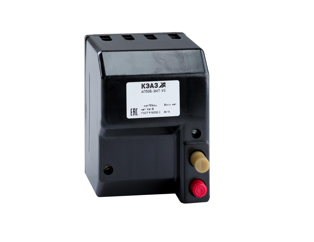 Выключатель автоматический ВА57Ф35-340010 63А (SAV58-063)